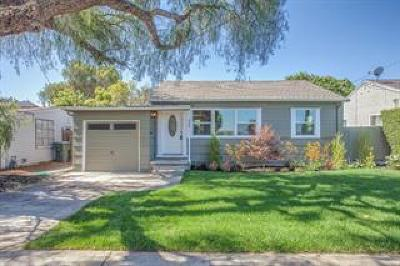SUNNYVALE Single Family Home For Sale: 848 E California Ave