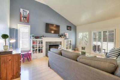 Santa Clara County Condo For Sale: 873 Cherry Creek Cir