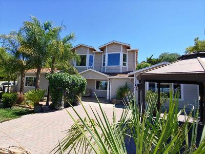 Santa Clara County Single Family Home For Sale: 2483 Mount Pleasant Rd
