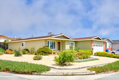 MARINA CA Single Family Home For Sale: $629,000