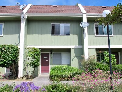 SANTA CRUZ Condo For Sale: 165 Harbor Oaks Cir