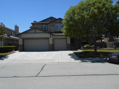 HOLLISTER CA Single Family Home For Sale: $729,950