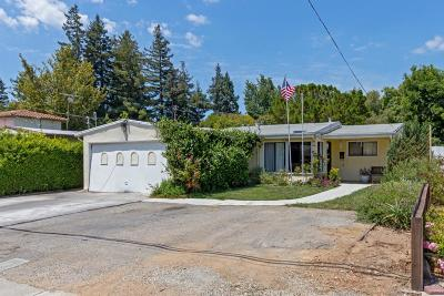 MOUNTAIN VIEW Single Family Home For Sale: 372 Farley St