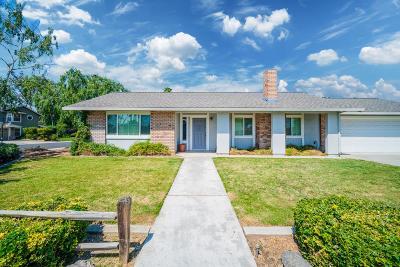 Manteca Single Family Home For Sale: 629 Casper Ln