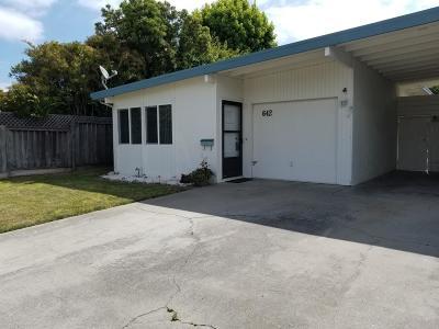 WATSONVILLE Single Family Home For Sale: 642 Bridge St