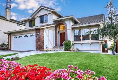 Alameda County Single Family Home For Sale: 43625 Greenhills Way