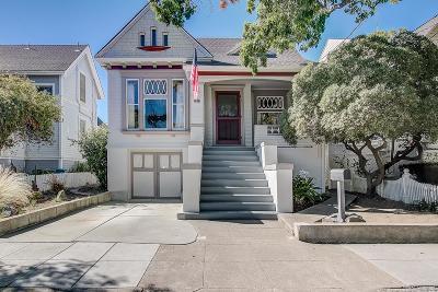 Santa Clara Single Family Home Contingent: 1037 Harrison St