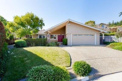 Santa Cruz County Single Family Home For Sale: 130 Thunderbird Ct