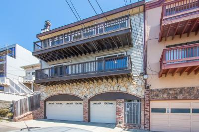 San Francisco County Multi Family Home For Sale: 1333-1337 De Haro St