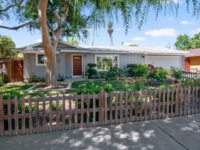 SAN JOSE Single Family Home For Sale: 4274 Colombo Dr