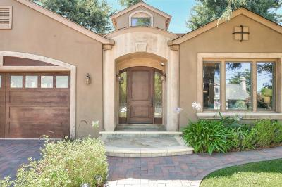 MOUNTAIN VIEW Single Family Home For Sale: 139 Carmelita Dr