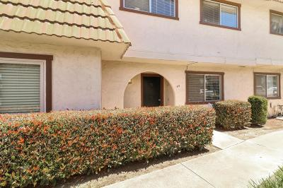 San Benito County Townhouse For Sale: 45 Villa Pacheco Ct