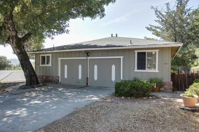Santa Cruz County Multi Family Home For Sale: 129 & 131 Oak Ln