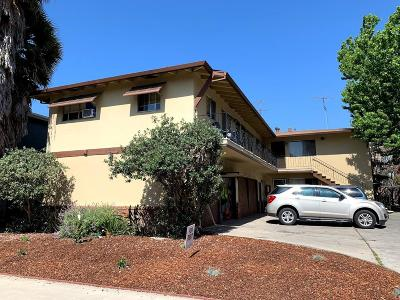 SAN JOSE Multi Family Home For Sale: 816 Opal Dr