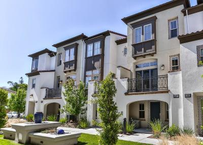 MOUNTAIN VIEW Townhouse For Sale: 127 Sonoma Ter