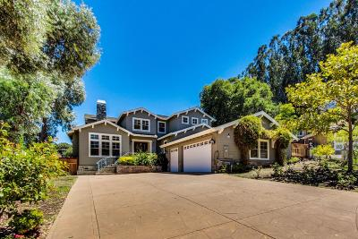 San Mateo County Single Family Home For Sale: 710 Santa Barbara Ave
