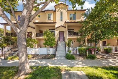 San Jose Townhouse For Sale: 1718 E San Antonio St 60