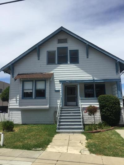 SAN BRUNO Single Family Home For Sale: 149 Santa Clara Ave
