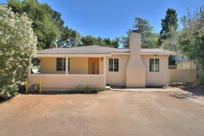 MENLO PARK Single Family Home For Sale: 2035 Santa Cruz Ave