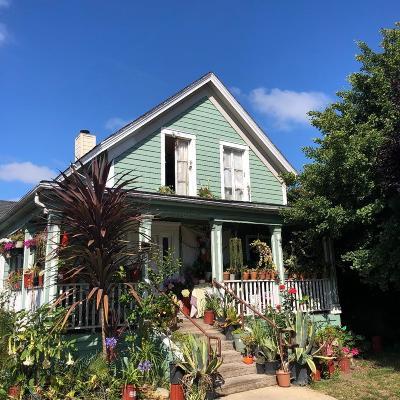 Watsonville Multi Family Home For Sale: 17 Jefferson St