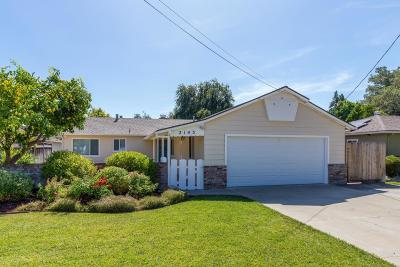 SAN JOSE Single Family Home For Sale: 2143 Marques Ave