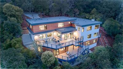 HILLSBOROUGH Single Family Home For Sale: 1235 La Canada Rd