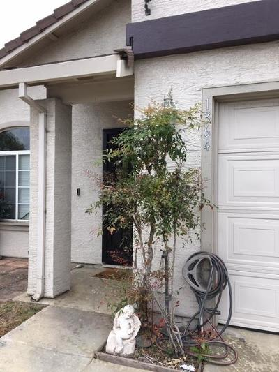 Salinas Single Family Home For Sale: 1364 Nogal Dr