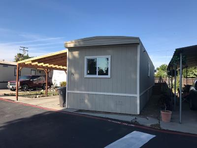 Lathrop Mobile Home For Sale: 365 E Louise Ave 35
