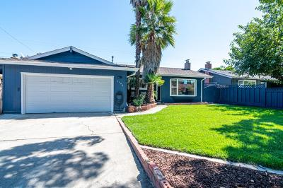 San Jose Single Family Home For Sale: 3198 Jenkins Ave