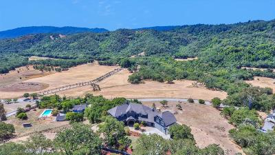 Gilroy, Morgan Hill Single Family Home For Sale: 4831 Redwood Retreat Rd