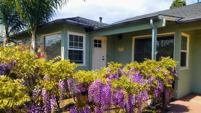SANTA CRUZ Single Family Home For Sale: 1112 Bay St