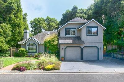 APTOS Single Family Home For Sale: 132 Victoria Ln