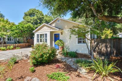 MOUNTAIN VIEW Single Family Home For Sale: 516 View St