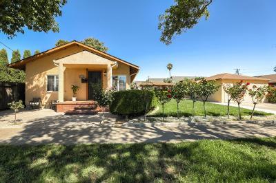 SAN JOSE Single Family Home For Sale: 635 E Mission St
