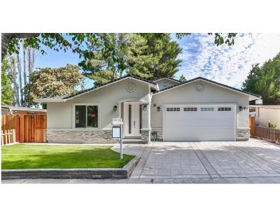 Sunnyvale Single Family Home For Sale: 871 Lakehaven Dr