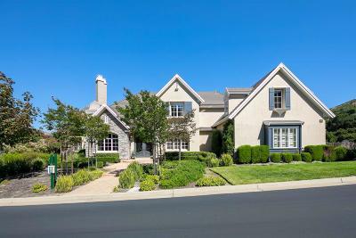 San Ramon Single Family Home For Sale: 1188 Hawkshead Cir