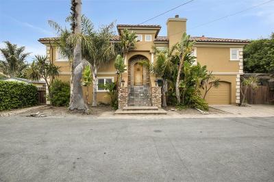 SANTA CRUZ Single Family Home For Sale: 460 Larch Ln