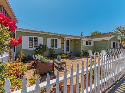 APTOS Multi Family Home For Sale: 146 Hainline Rd
