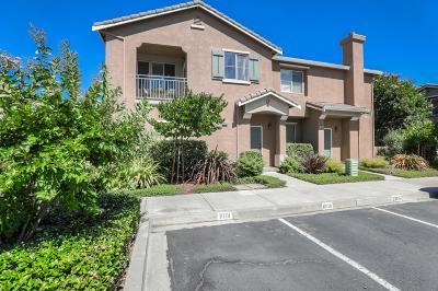 Santa Clara County Townhouse For Sale: 3869 Jasmine Cir