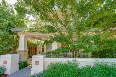 PALO ALTO Single Family Home For Sale: 216 Everett Ave