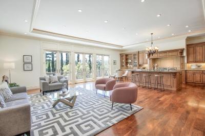 Menlo Park Single Family Home For Sale: 1080 Klamath Dr