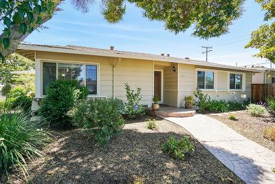 SANTA CLARA Single Family Home For Sale: 2419 Fordham Dr