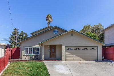 SANTA CLARA Single Family Home For Sale: 3555 Shafer Dr