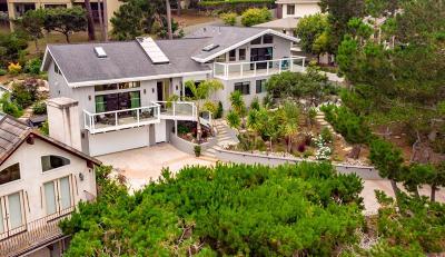 Monterey Single Family Home For Sale: 10 Victoria Vale