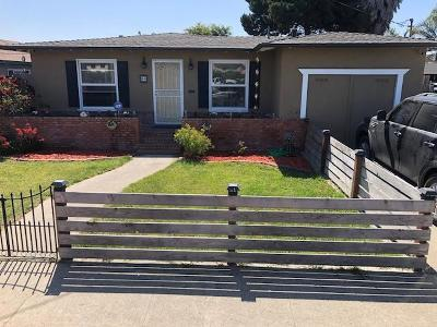 SALINAS Single Family Home For Sale: 65 Clark St