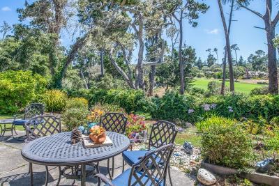 Pebble Beach Single Family Home Contingent: 1054 Mission Rd