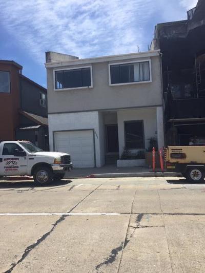 Monterey Multi Family Home For Sale: 551 Foam St