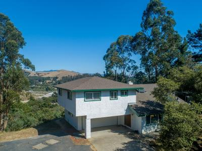 SALINAS CA Single Family Home For Sale: $745,000
