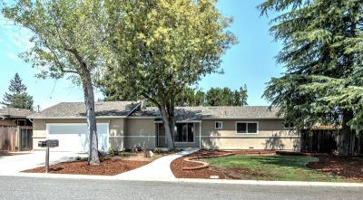 Saratoga Single Family Home For Sale: 18817 Afton Ave