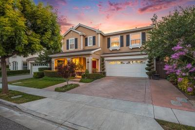 SAN JOSE Single Family Home For Sale: 1769 Whispering Willow Pl